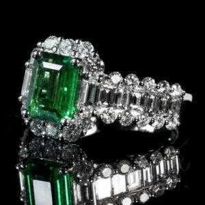 Colombia Mining sector Emeralds