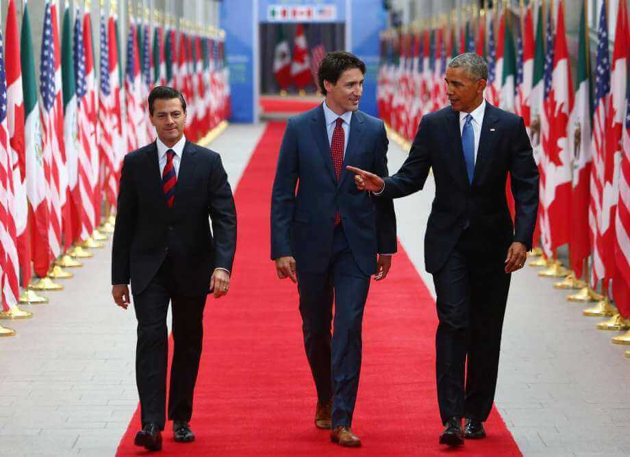 NAFTA: Up the creek without a paddle?