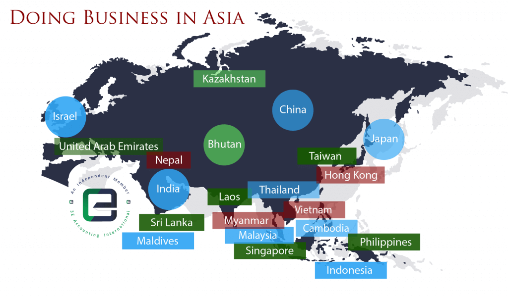 Doing Business in Asia – Why Investors Have Their Sights Set On Asia's Growing Economy