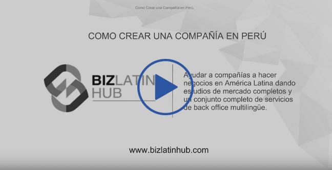 Cómo Crear Una Empresa en Perú