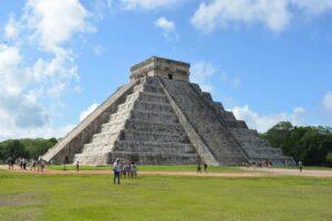 Mexico Piramids
