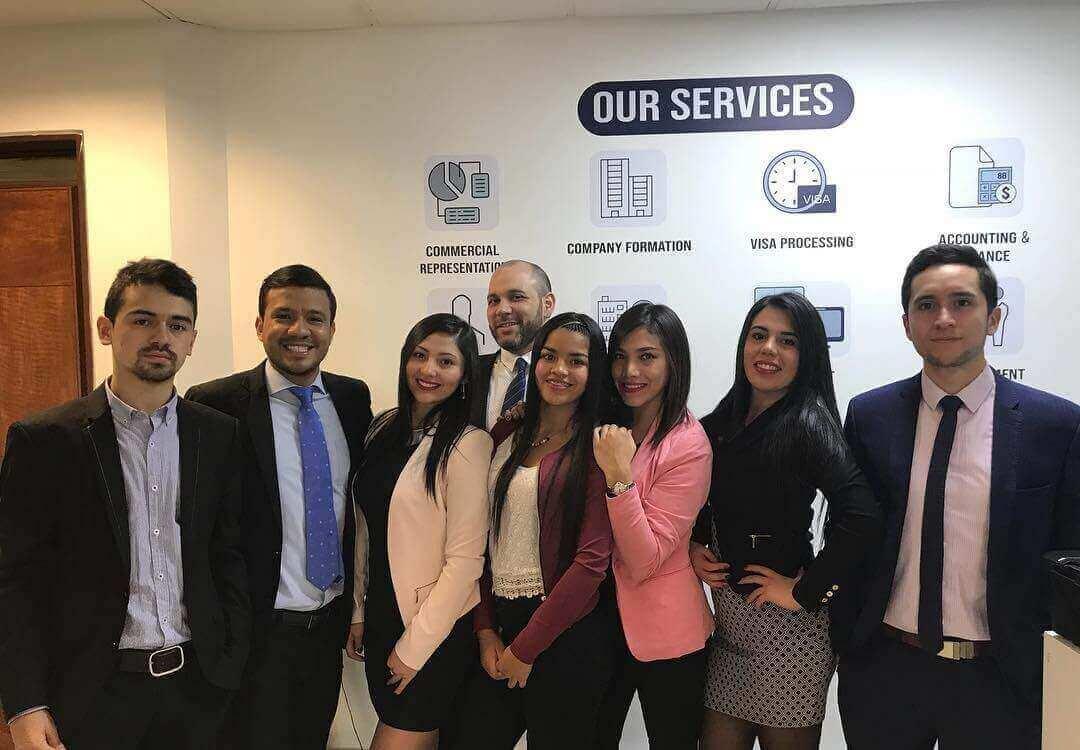 Photo of Biz Latin Hub Team