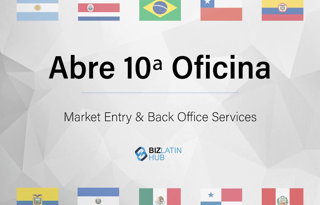 Continúa la expansión latinoamericana – Biz Latin Hub abre nuevas oficinas en Brasil, Costa Rica y el Salvador