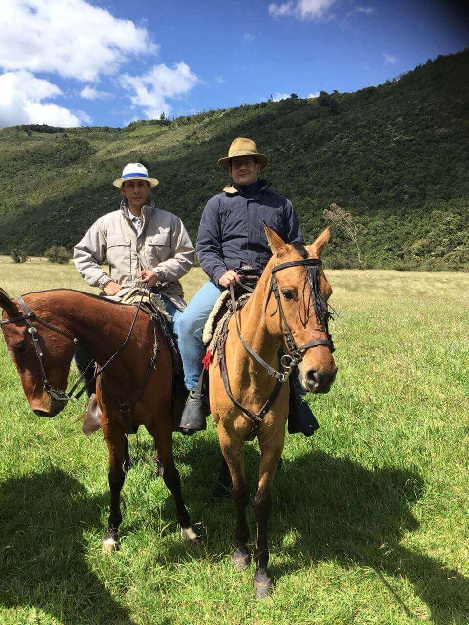Meet the Team: The Ecuadorian Gentleman – Ernesto 'Neto' Teran