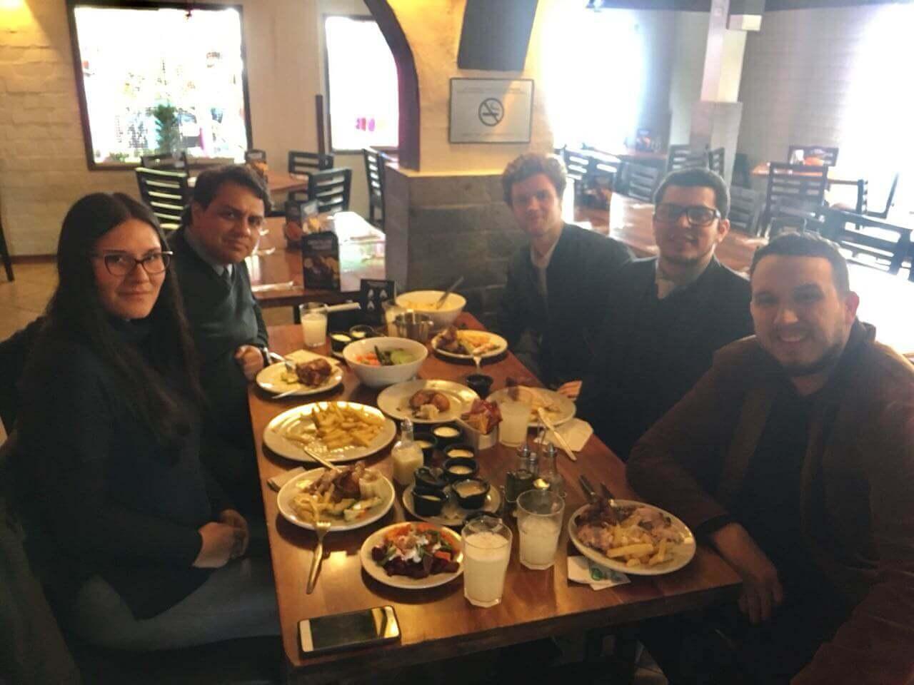 Meet the Team: The Tireless One –Julissa García Espinoza