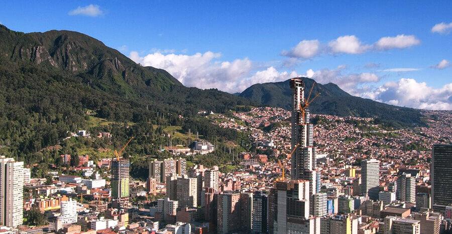 Ciudad de Bogotá, Colombia