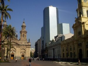 Types of Legal Entities / Companies in Chile?