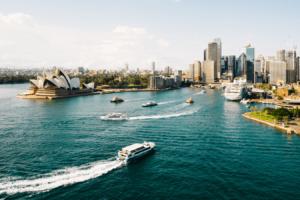 estructura de negocio australia incorporacion de una empresa