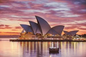 etiqueta de cultura y negocios australia