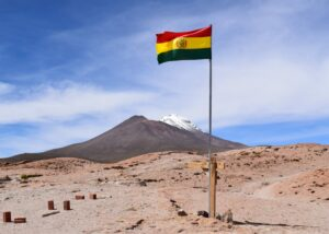 Service contracts for investing opportunities in oil and gas in Bolivia