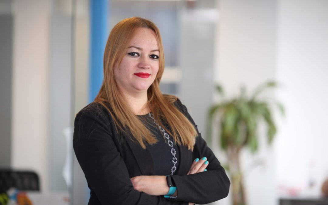 Conozca a Sandra Vargas, Gerente de Servicios de Contabilidad y Nómina en Colombia